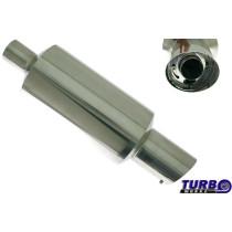Sport kipufogó dob TurboWorks QDD-04 2,5